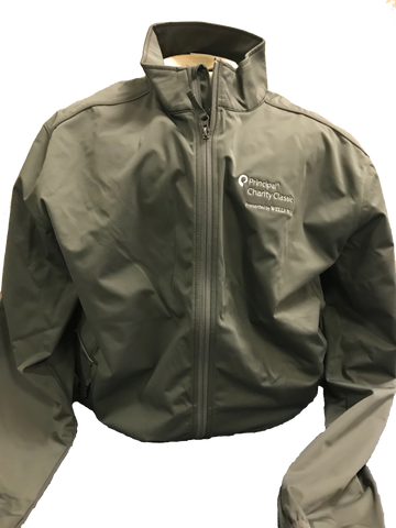Official 2018 women's volunteer jacket