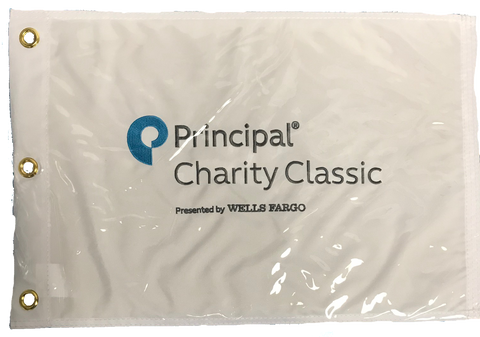 Official Principal Charity Classic pin flag (solo tournament logo)