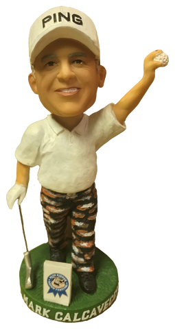 Mark Calcavecchia bobblehead (released 2016)