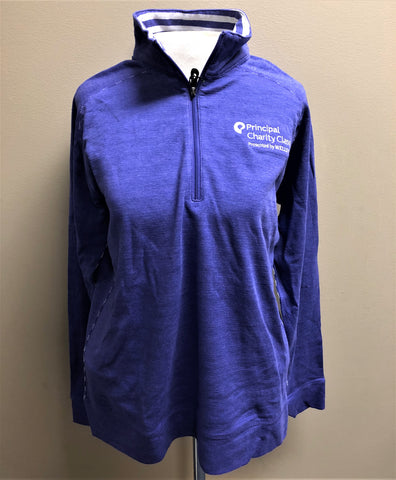 Kate Lord women's half zip