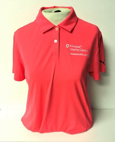 Official 2017 women's volunteer polo