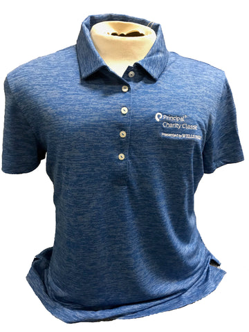 Official 2018 women's volunteer polo