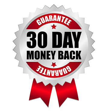 Money back guarantee of all purchase on our flashlights