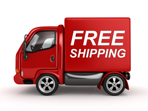Free shipping when you purchase over $100 worth of gear.