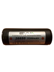 EVVA Batteries EVVA Protected 26650 5200mAh