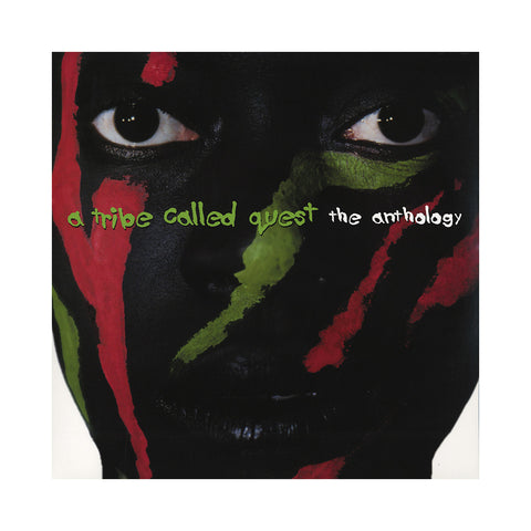 A Tribe Called Quest - 'The Anthology' [(Black) Vinyl [2LP]]