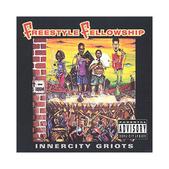 <!--120050510016622-->Freestyle Fellowship - 'Innercity Griots' [CD]