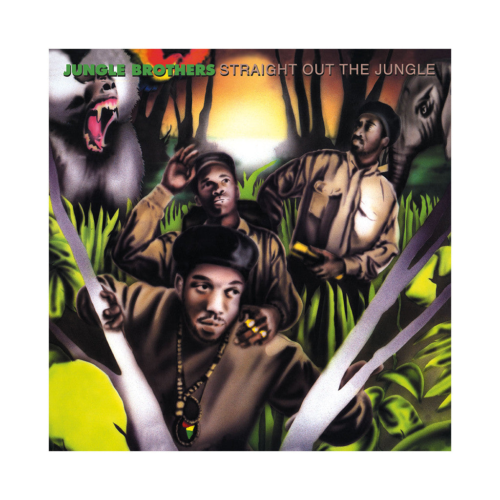 <!--019980331002758-->Jungle Brothers - 'Straight Out The Jungle' [CD]