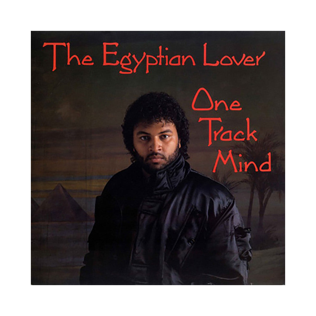 The Egyptian Lover - 'One Track Mind' [CD]