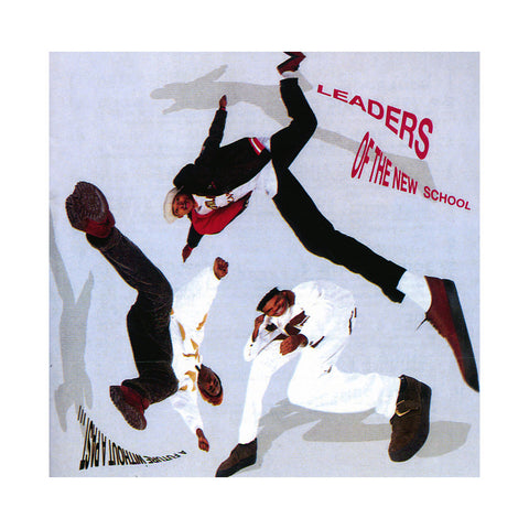 "[""Leaders Of The New School - 'A Future Without A Past...' [CD]""]"