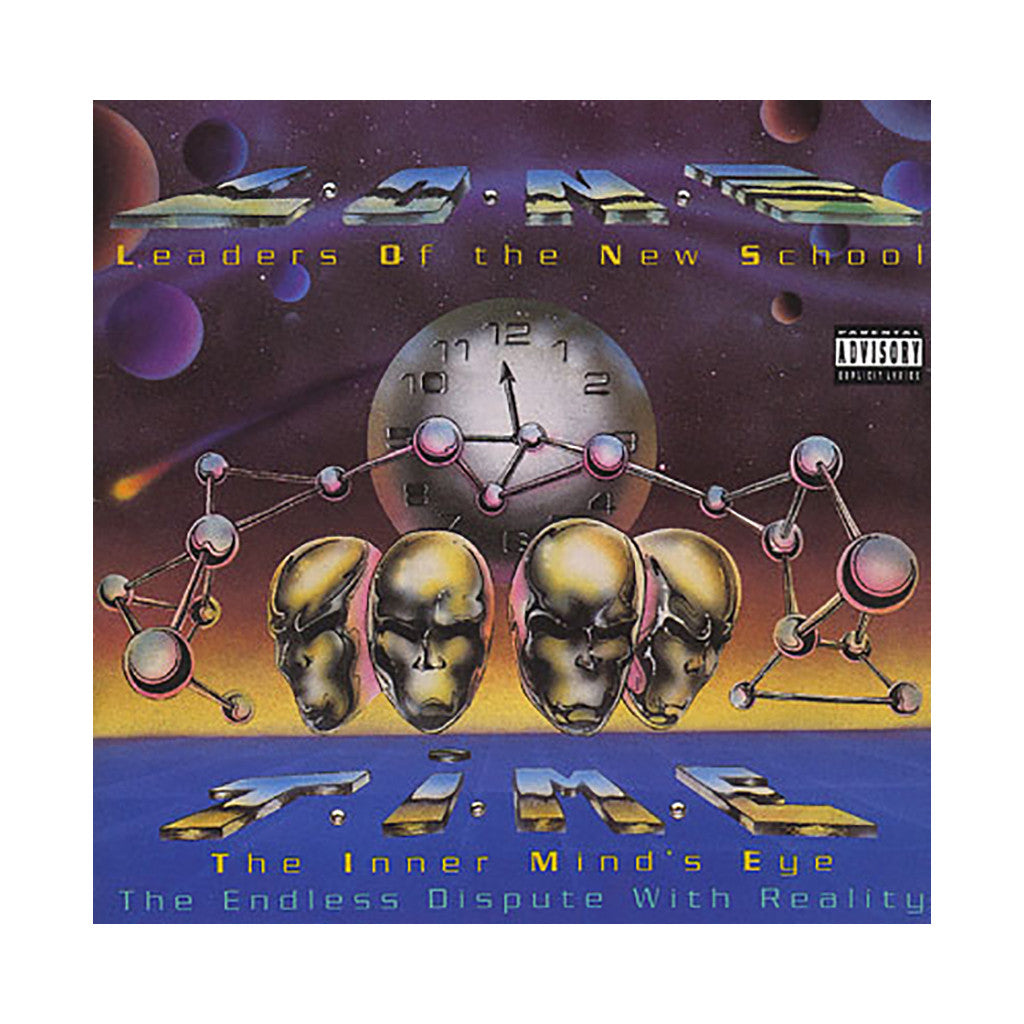 <!--1998121046-->Leaders Of The New School - 'What's Next?' [Streaming Audio]