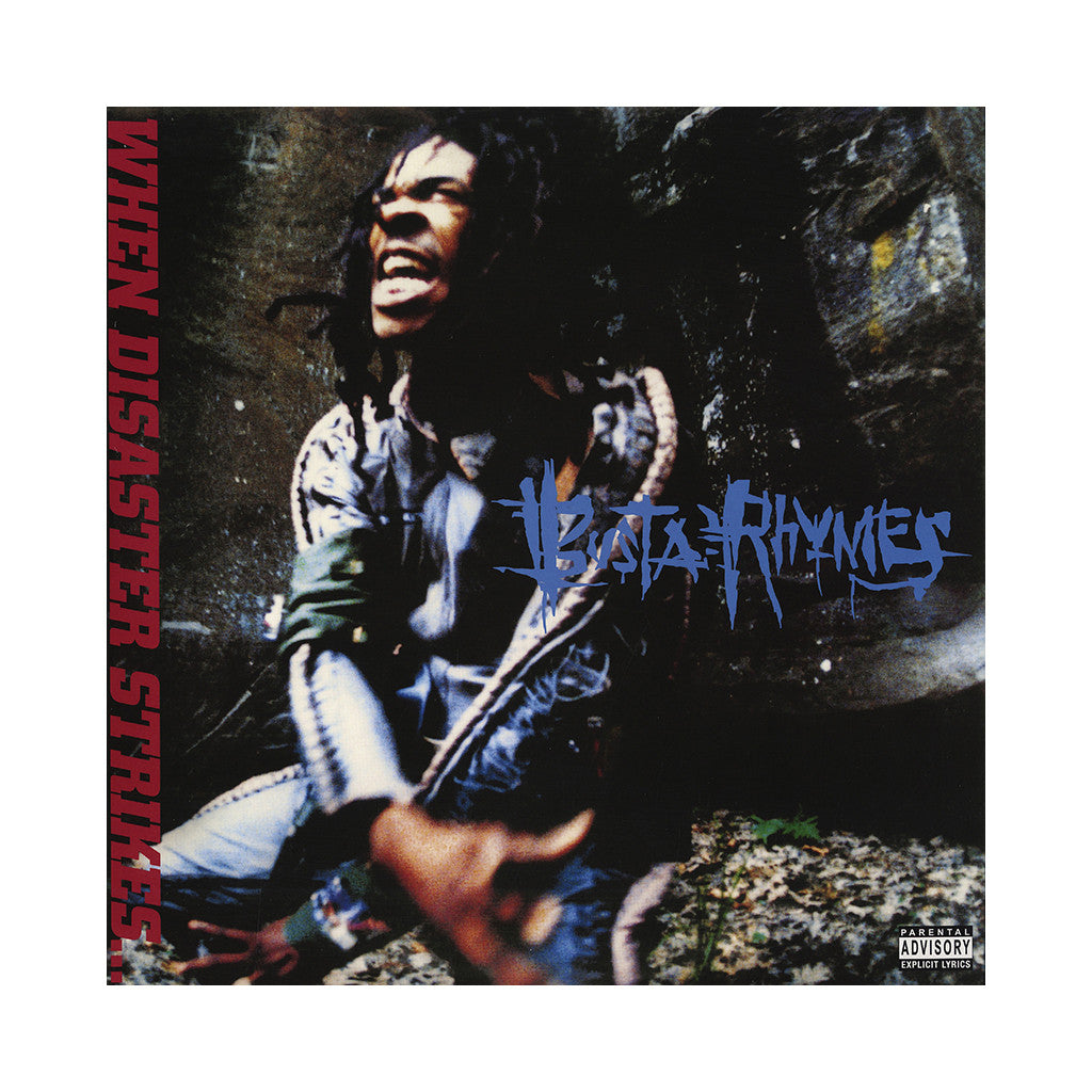 Busta Rhymes - 'When Disaster Strikes' [CD]