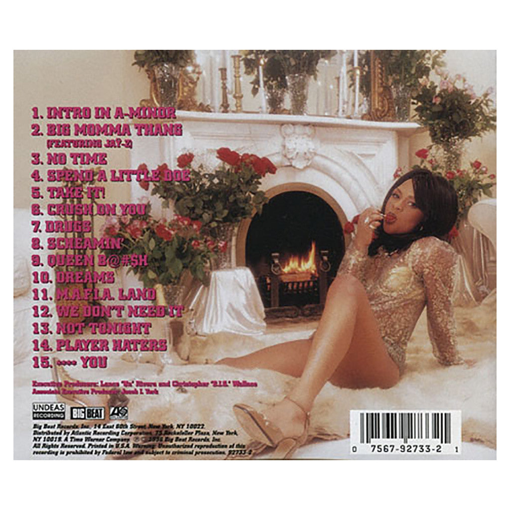<!--119961112002463-->Lil' Kim - 'Hard Core' [CD]