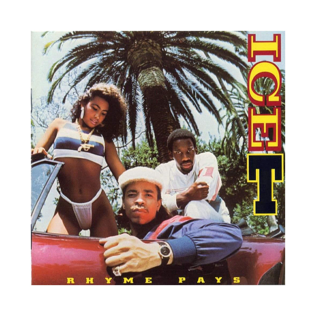 <!--019871110003078-->Ice-T - 'Rhyme Pays' [CD]