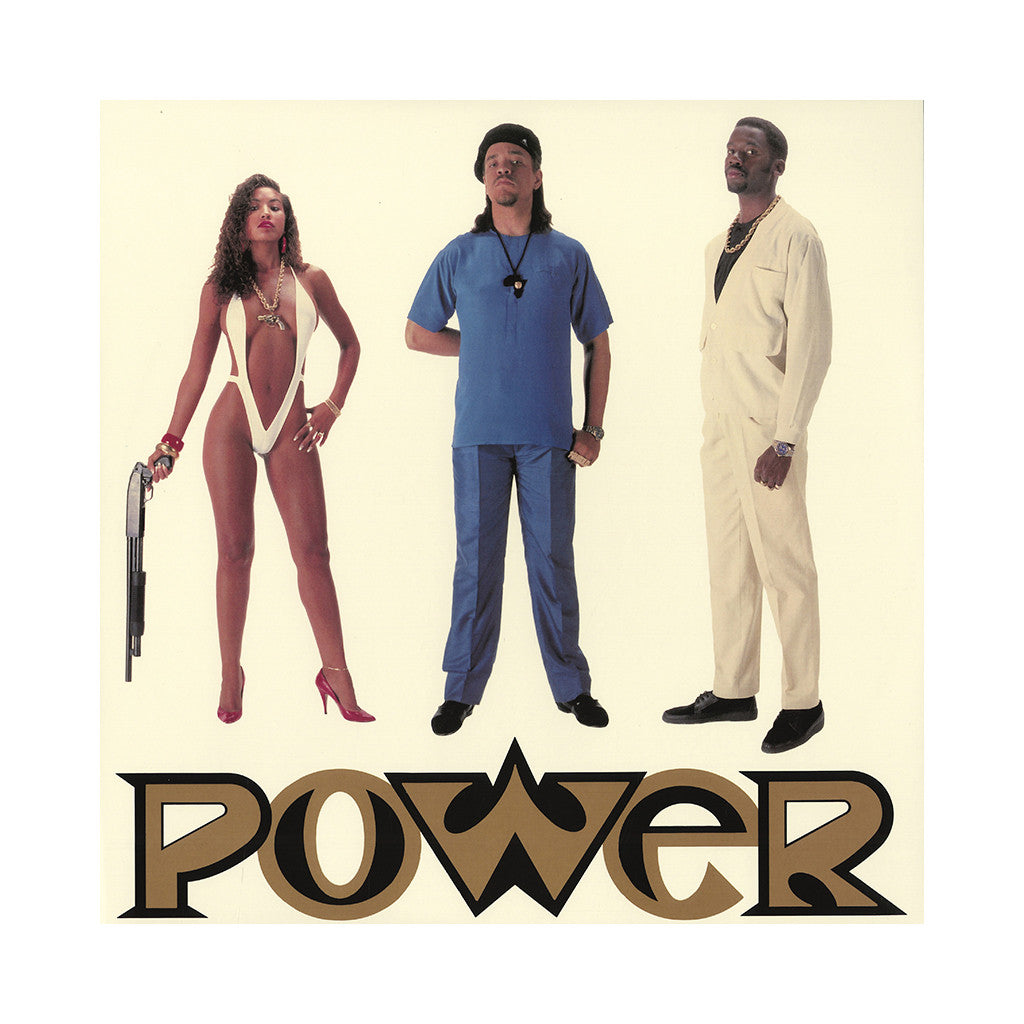 Ice-T - 'Power' [CD]