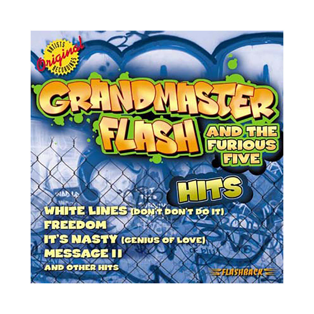 <!--019991005003248-->Grandmaster Flash - 'Hits' [CD]