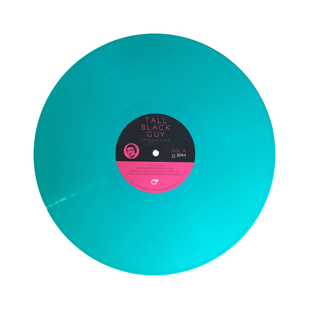 Tall Black Guy - 'Let's Take A Trip' [(Green) Vinyl [2LP]]