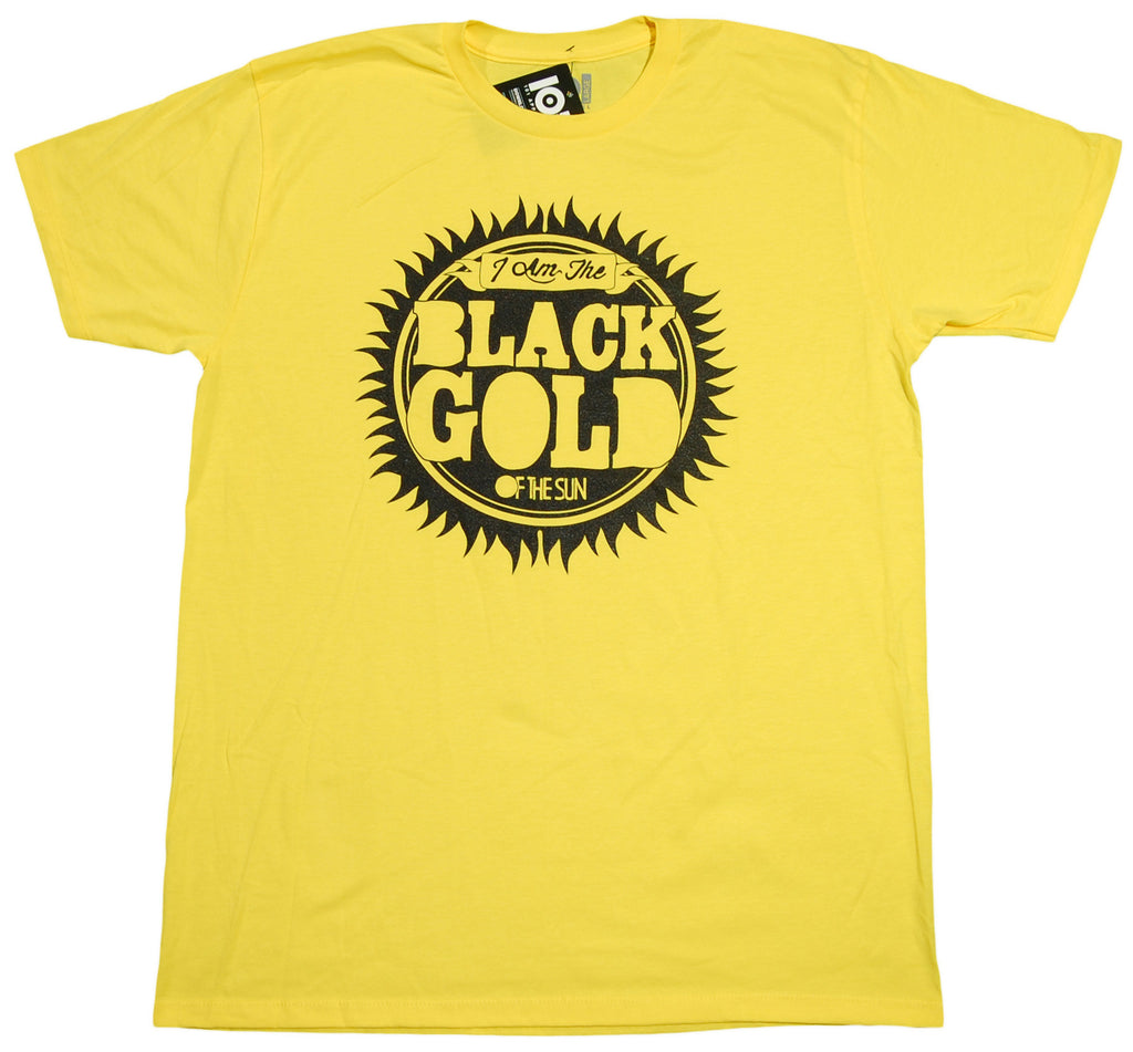 <!--2013021945-->101 Apparel - 'Black Gold Of The Sun' [(Yellow) T-Shirt]