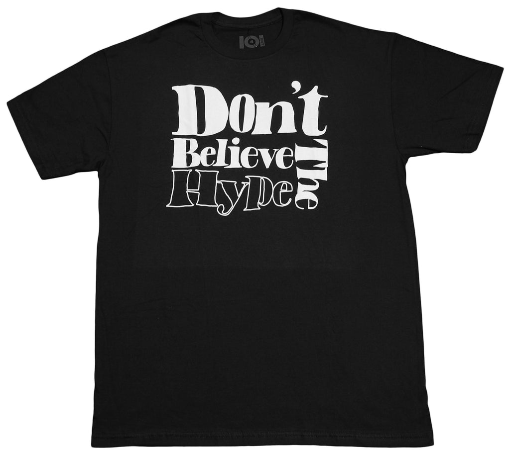 <!--2012071722-->101 Apparel - 'Don't Believe The Hype' [(Black) T-Shirt]