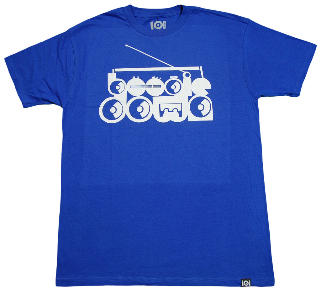 <!--2013021940-->101 Apparel - 'Boogie Down' [(Blue) T-Shirt]