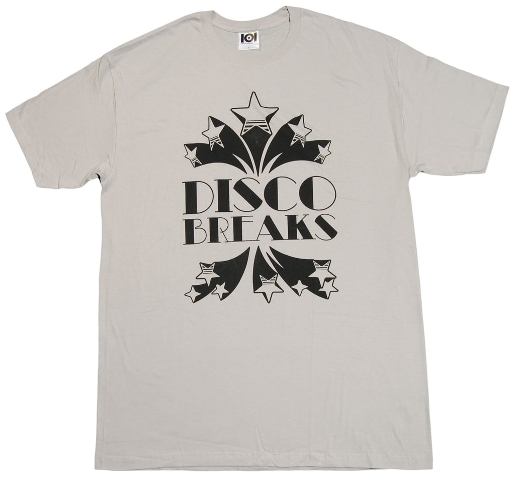 <!--2012071746-->101 Apparel - 'Disco Breaks' [(Light Gray) T-Shirt]