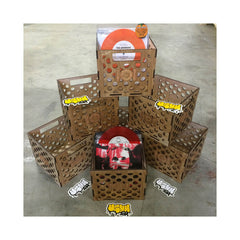 "<!--020150601069694-->101 Apparel - 'Custom 45/ 7"" Vinyl Crate' [Storage]"