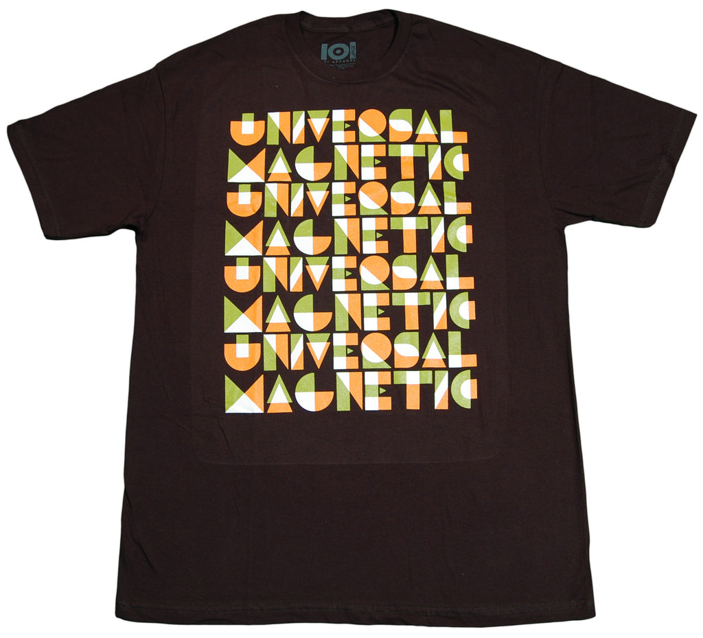 <!--2012071753-->101 Apparel x DJ Lefto - 'Universal Magnetic' [(Black) T-Shirt]