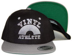 <!--020120717047234-->101 Apparel - 'Vinyl Athlete' [(Black) Snap Back Hat]