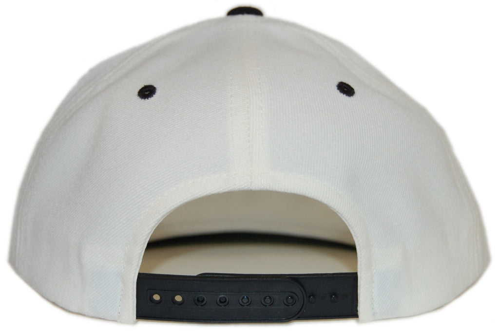 <!--020120717047233-->101 Apparel - 'Vinyl Athlete' [(Natural) Snap Back Hat]