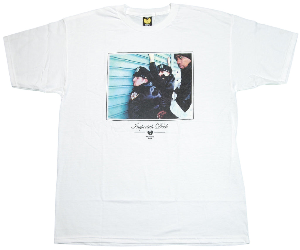<!--2011112227-->Wu-Tang Brand LTD (Inspectah Deck) - 'Uncontrolled Substance 2' [(White) T-Shirt]