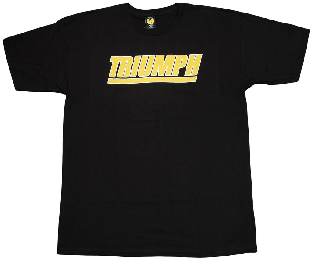 <!--2011112258-->Wu-Tang Brand LTD - 'Triumph' [(Black) T-Shirt]