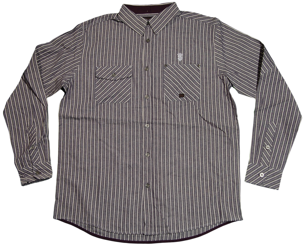 <!--2011083000-->Rocksmith - 'Steel Mill' [(Light Blue) Button Down Shirt]