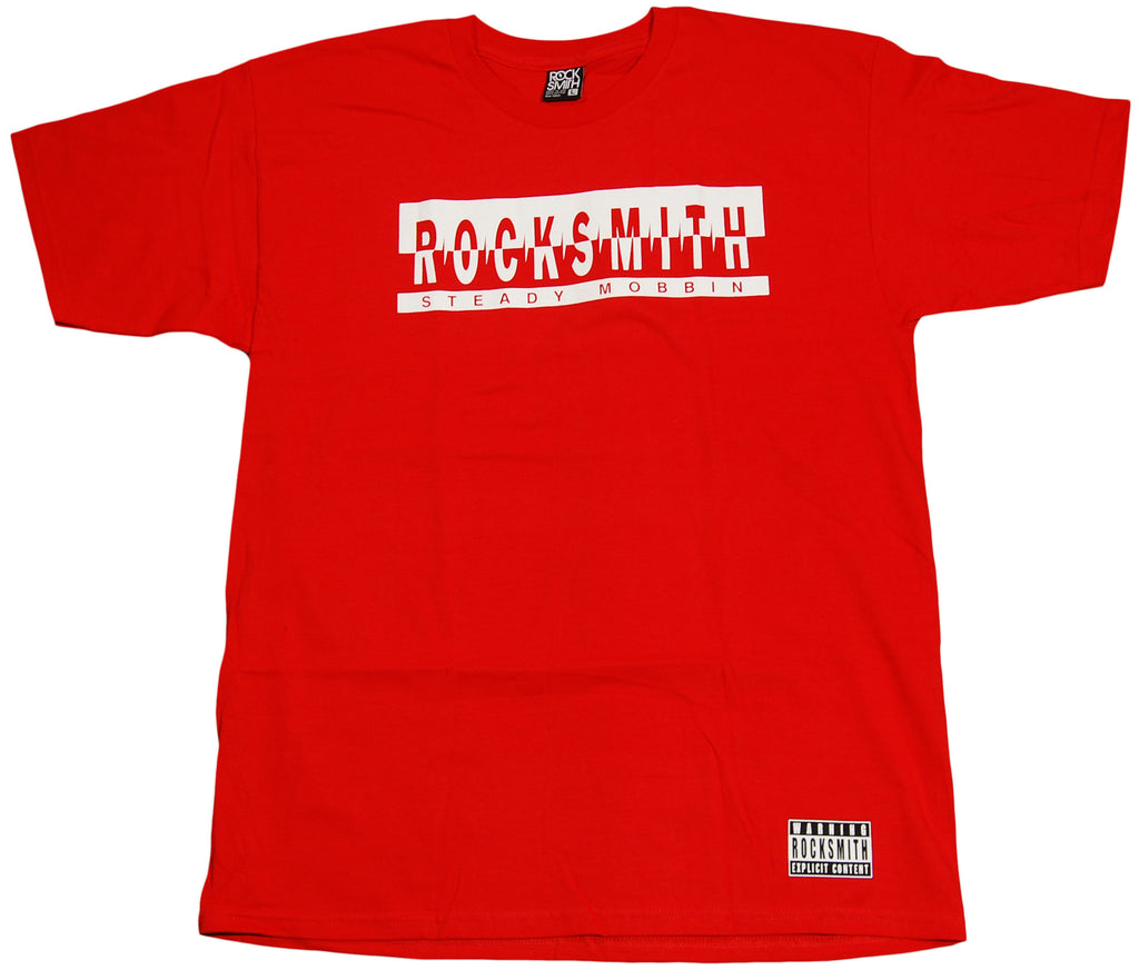 <!--2011083042-->Rocksmith - 'Mobbin' [(Red) T-Shirt]