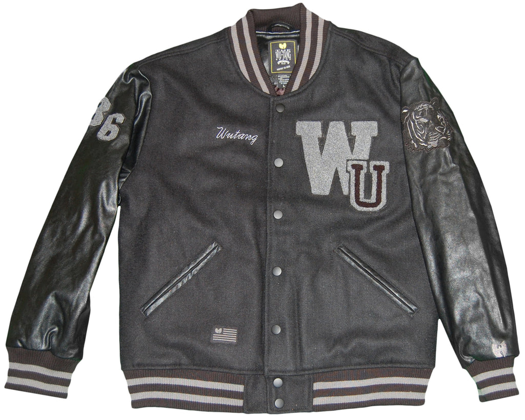 Wu tang leather jacket
