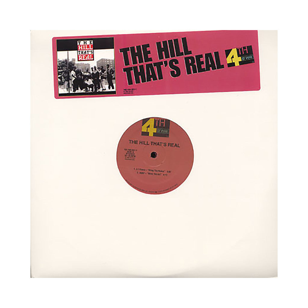 <!--019920101014242-->Various Artists - 'The Hill That's Real' [(Black) Vinyl [2LP]]