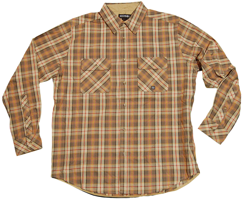 <!--2011112239-->Rocksmith - 'Rock Lauren' [(Light Brown) Button Down Shirt]