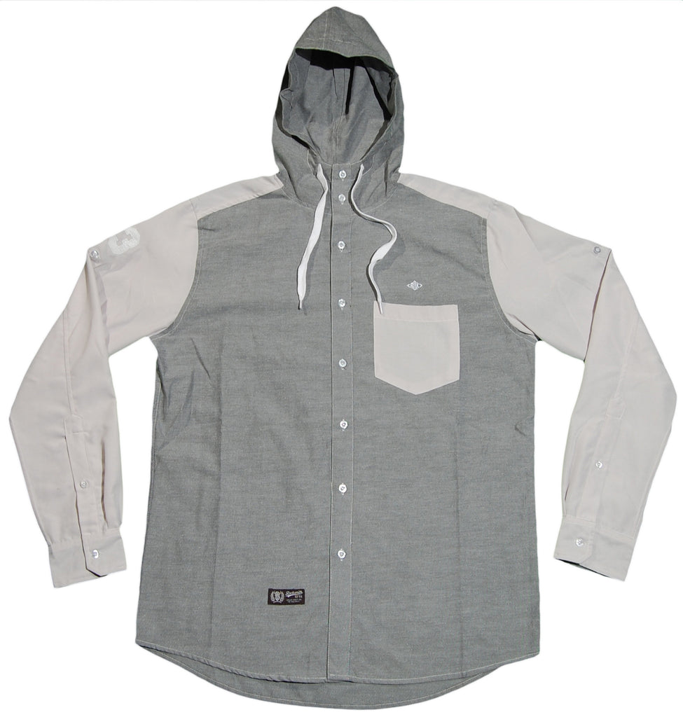 <!--2012020741-->Rocksmith - 'Academy' [(Light Gray) Button Down Shirt]