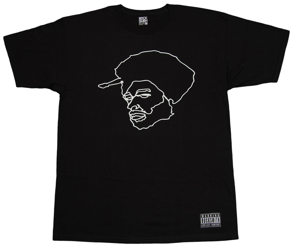 <!--2012020741-->Rocksmith - 'Quest' [(Black) T-Shirt]