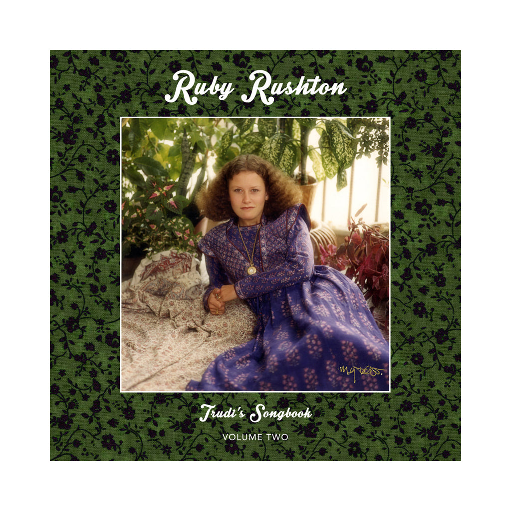 Ruby Rushton - 'Trudi's Songbook: Volume Two' [CD]