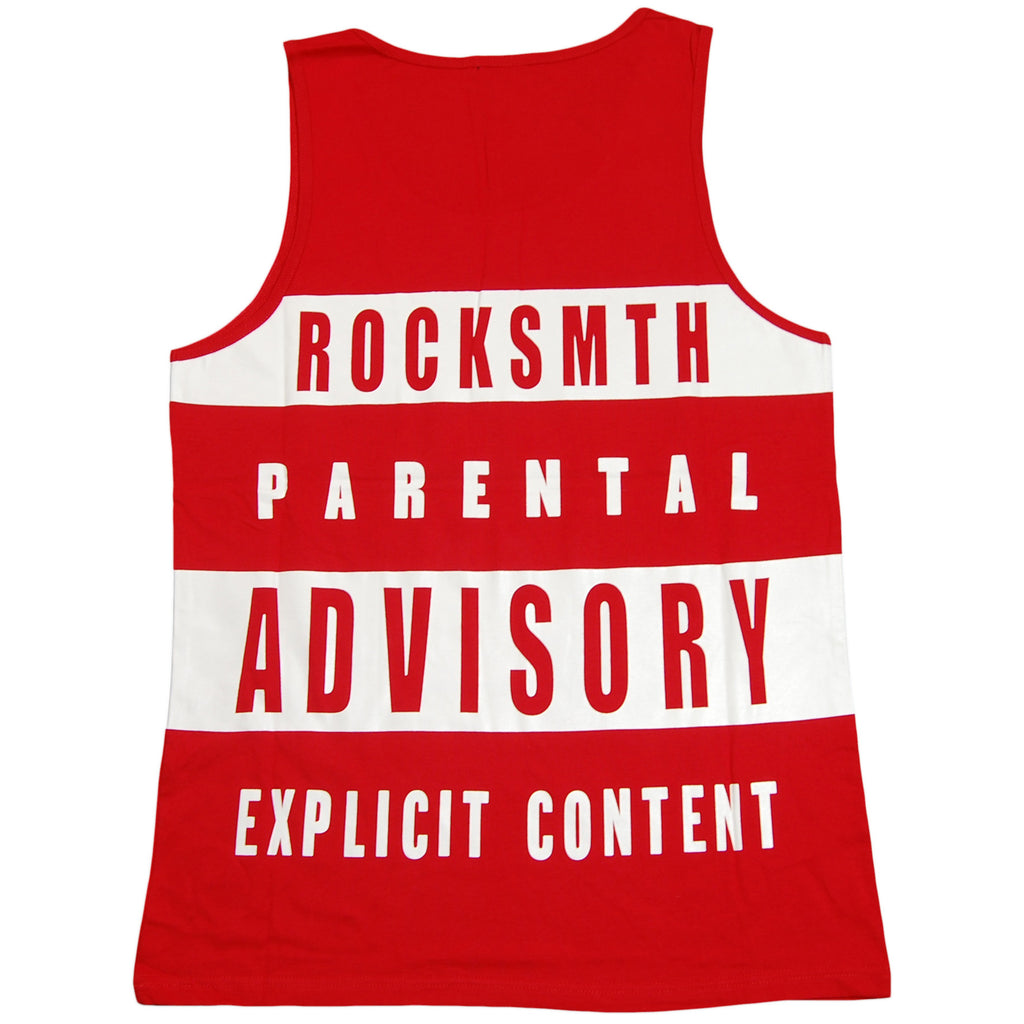 <!--2012032015-->Rocksmith - 'Explicit v.2' [(Red) Tank Top]
