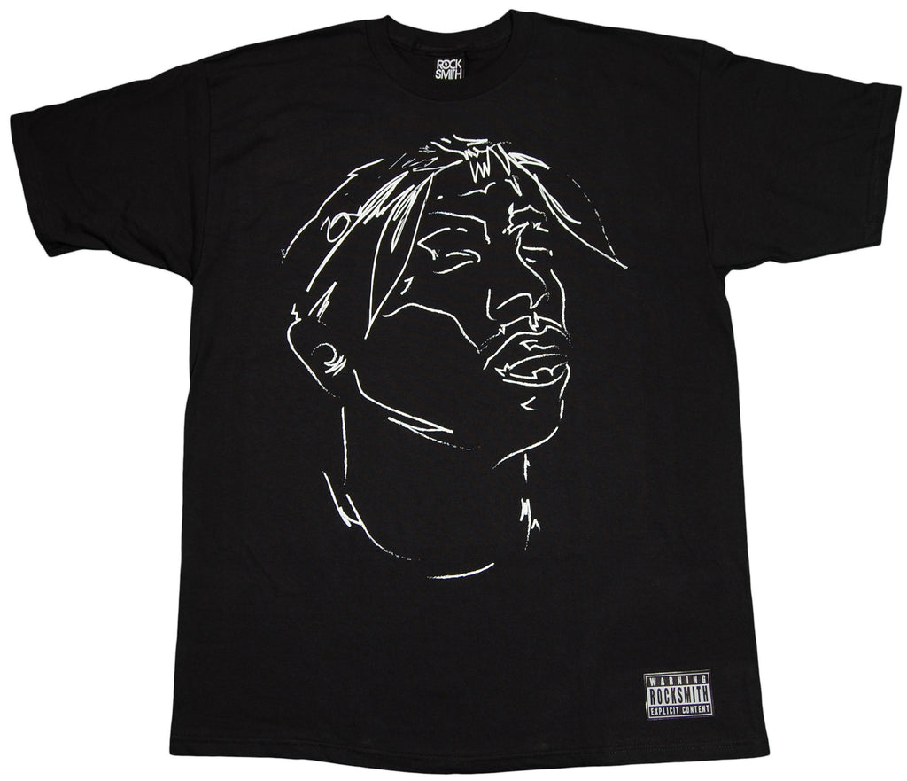 Rocksmith 2Pac Thug Life T Shirt Release Date Image
