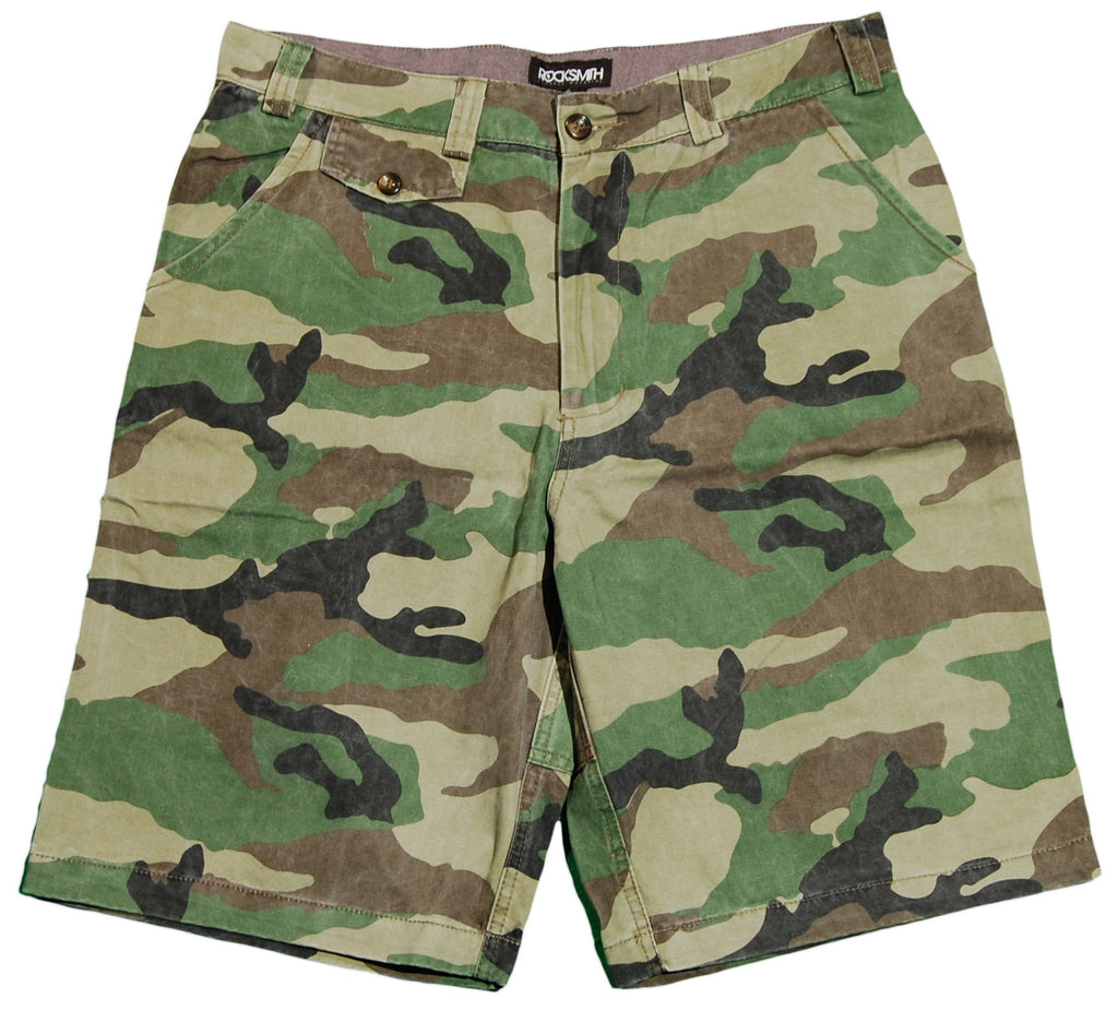 <!--2012062612-->Rocksmith - 'Rivington' [(Camo Pattern) Shorts]