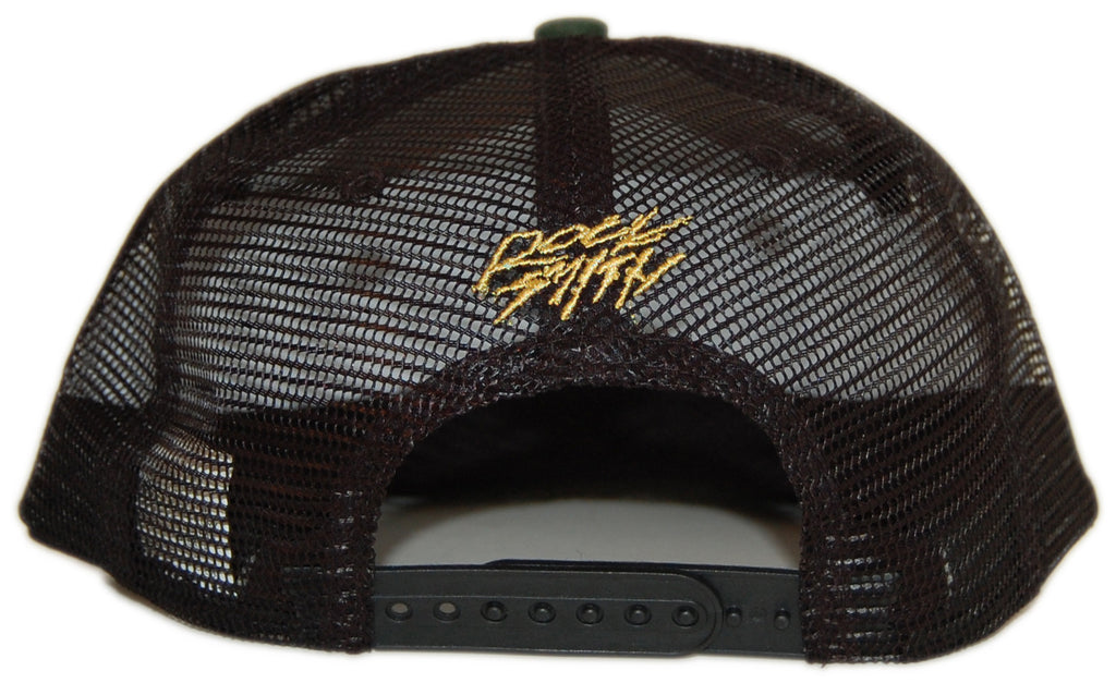 <!--020120626046403-->Rocksmith - 'Veteran' [(Camo Pattern) Snap Back Hat]