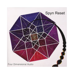 <!--020120103043532-->Spyn Reset - 'Four Dimensional Audio' [(Black) Vinyl LP]