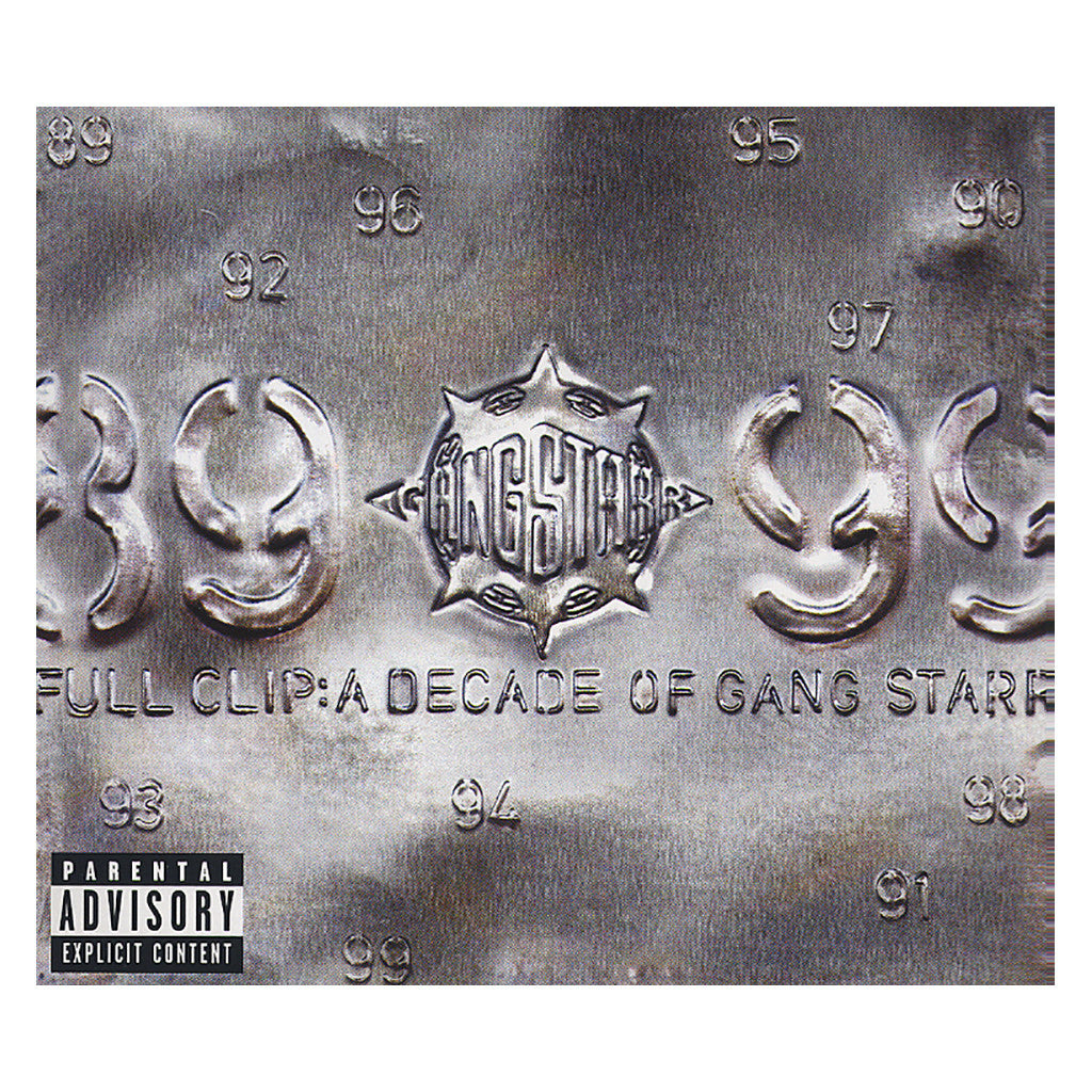 <!--119990803012186-->Gang Starr - 'Full Clip: A Decade Of Gang Starr (Greatest Hits)' [CD [2CD]]