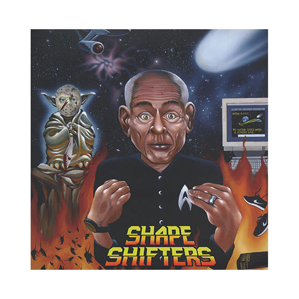 <!--020060627019040-->Shapeshifters - 'Adopted By Aliens' [(Black) Vinyl [2LP]]