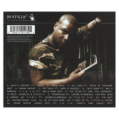 Tragedy Khadafi - 'Thug Matrix Vol. 2' [CD]