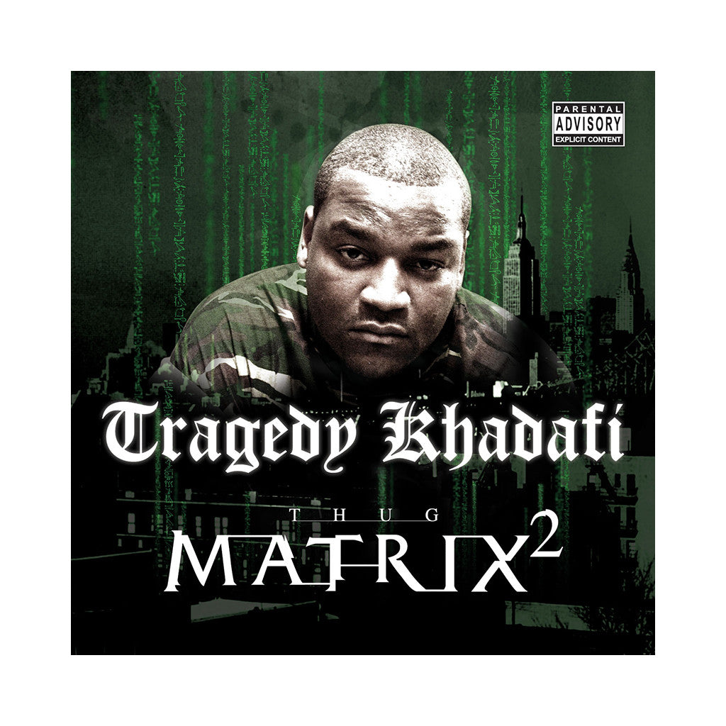 <!--020060516007201-->Tragedy Khadafi - 'Thug Matrix Vol. 2' [CD]