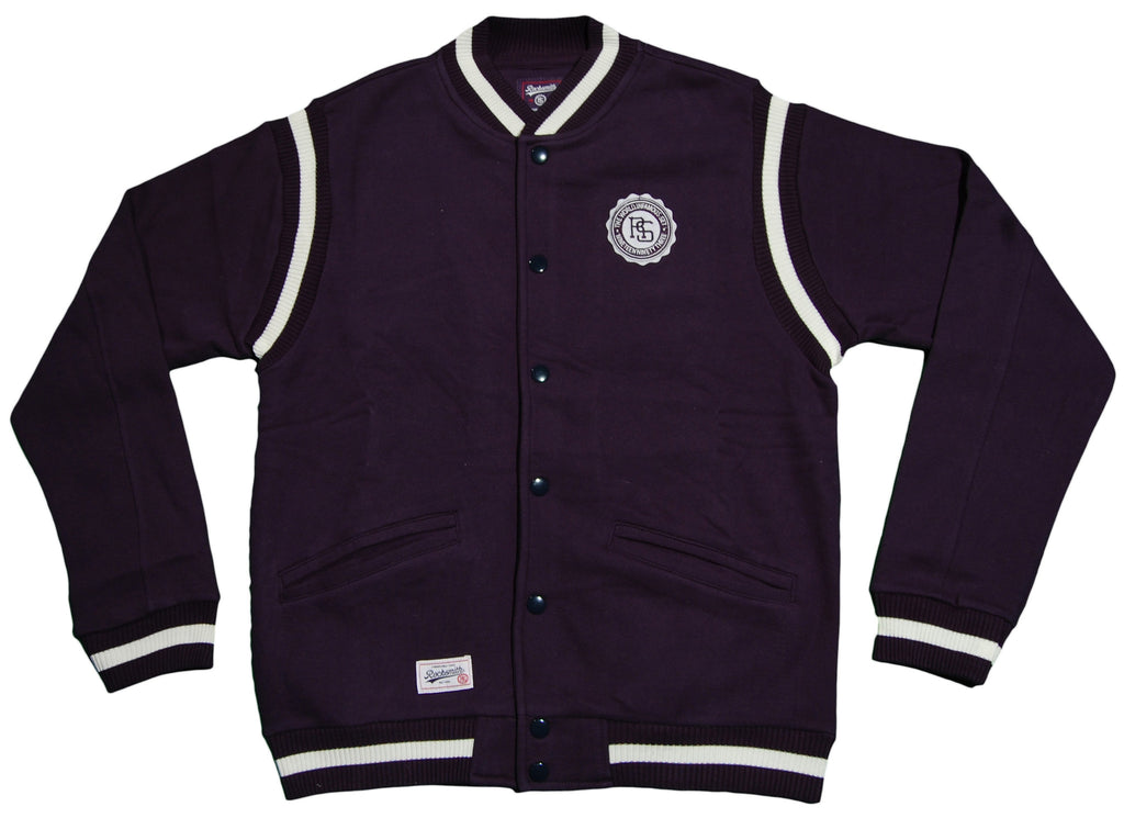 <!--2012103058-->Rocksmith - 'Division 1 Fleece' [(Dark Blue) Jacket]