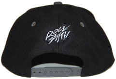 <!--020121030050808-->Rocksmith - 'Team Ninja' [(Black) Snap Back Hat]